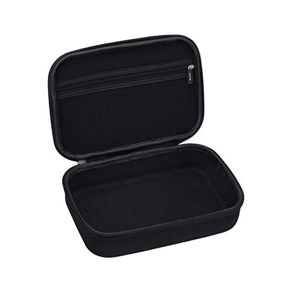Aproca Duro Viajes Funda Bolso Caso para NOCO Genius Boost HD GB70 Arrancador ultraseguro con batería de Litio 2000 Amp…