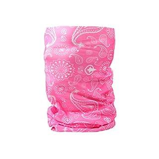 Multifunktionstuch in verschiedenen Farben, Variante wählen:MF-240 pink Paisley
