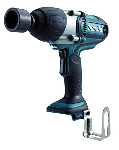 Makita BTW450ZJ Visseuse à percussion sans fil en coffret MAKPAC, machine seule 18 V