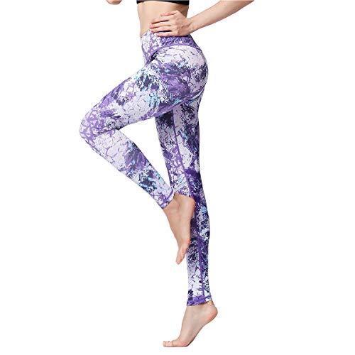 Power Stretch Tights (Fashion Women Power Stretch Plus Size High Waist Yoga Pants Running Tights)