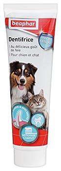 Beaphar - Buccafresh, dentifrice haleine fraîche - hygiène bucco-dentaire - chien et chat - 100 g