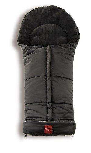kaiser-65718-252-accessori-passeggino-sacco-termico-jooy-nero-nero