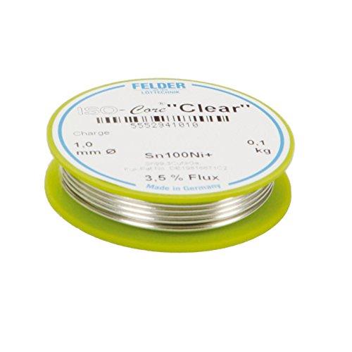felder-lotdraht-iso-core-clear-bleifrei-mit-flussmittel-div-grosse-vpe-100g-durchmesseroe-075-mm