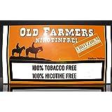 Old Farmers Mellow Yellow - Sustituto de tabaco (35 g, sin nicotina), color amarillo