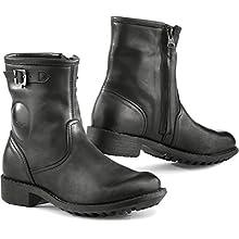 TCX Motorcycle Boots Lady Biker WP Black, Black, 37