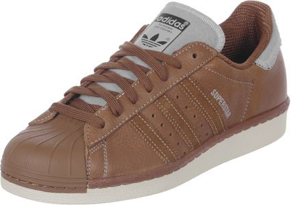 Adidas Superstar 80's Varsity Jacket Herren Sneaker Hellbraun - 3