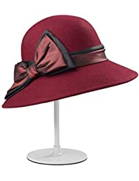 Sunny Sombrero Sra Otoño Invierno Garantía Calentar Respirable Retro Hazme  Moda (Color ... d8a4e1c80e1