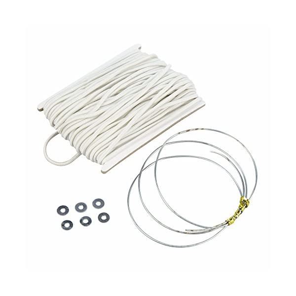 Regatta Wire & Shock Cord Tent Pole Repair Kit Mens
