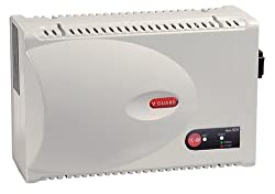 V-Guard VG 400 Voltage Stabilizer for Air-Conditioner, Grey