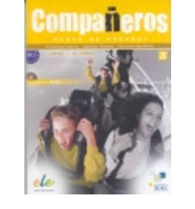 Companeros: Libro Del Alumno 3 + CD (B1.1) (Companeros) (Mixed media product)(Spanish) - Common