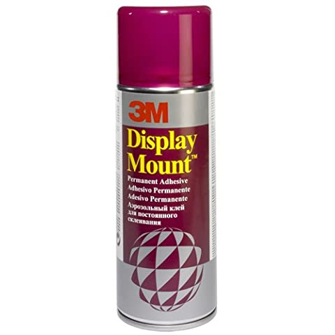 3M DisplayMount Spray Adhesive - Permanent - 400ml