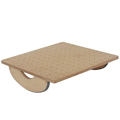 pedalo® PT-Wippbrett 60 I Gleichgewichtstrainer I Balance Board I Koordination I Therapie-Wippe I Reha I Physio (Höhe: 9 cm)