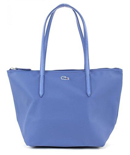 LACOSTE L.12.12 Concept Medium Small Shopping Bag Dutch Blue