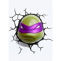 e-concept Distribution France–pdg00000062–TMNT–Donatello 3D Deco Light–Green