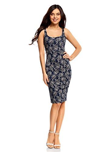 oodji Ultra Women's Jersey Cami Dress