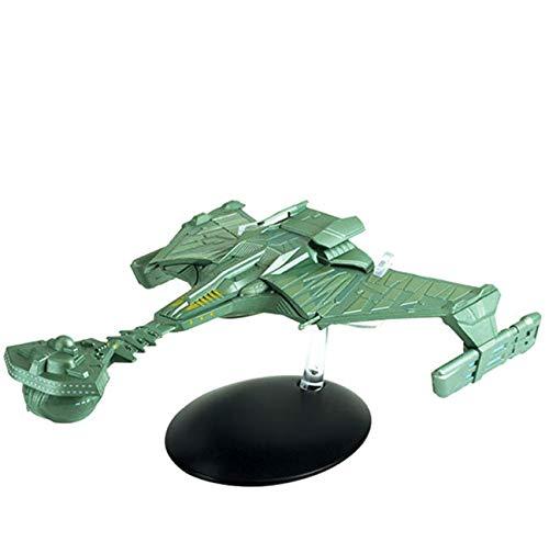 Filmwelt Shop Klingon Attack Cruiser (Kinofilm Star Trek) Eaglemoss Collection Modell - Star Trek die Offizielle Sammlung mit deutschem Magazin