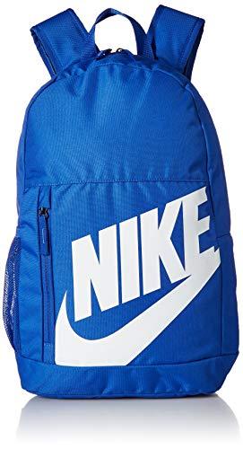 Nike Y Nk Elmntl Bkpk - Fa19 - game royal/black/white, Größe:-
