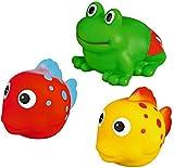 Spiegelburg 12145 Wasser-Spritztier Garden Kids, sortiert-Preis für 1 Stück
