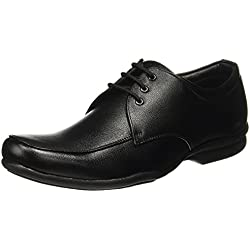 BATA Men's Q 3 Black Formal Shoes