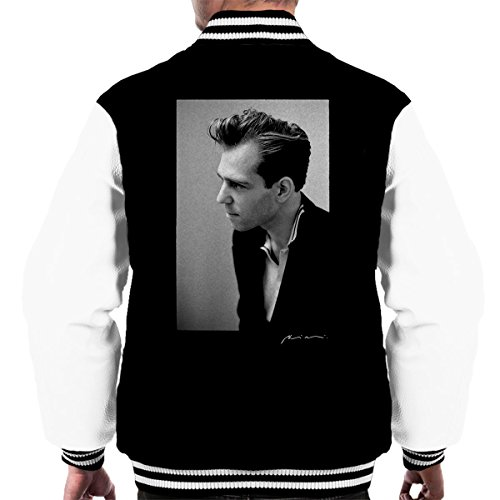 Phil Nicholls Official Photography - Paul Simonon The Clash The Tate Gallery 1989 Men's Varsity Jacket