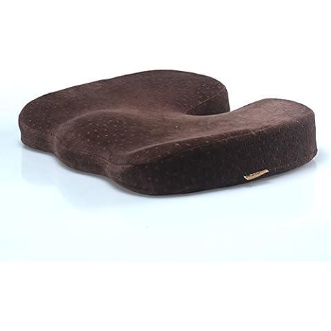cuscini di velluto ufficio Nizza inferiore/Rimbalzo lento memoria schiuma cuscino-D