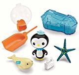 Mattel Octonauts Figura de acción Rescue Kit Peso y The Narwhal
