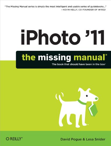 iPhoto '11: The Missing Manual (Missing Manuals) (English Edition)