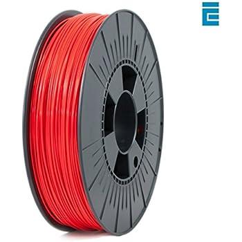 ICE Filaments ICEFIL1PLA009 PLA filament, 1.75mm, 0.75 kg, Romantic Red