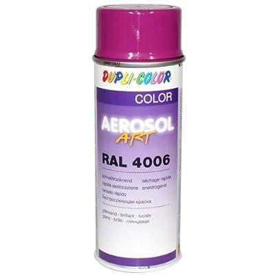 Dupli-Color 722547 Aerosol Art Ral 4006 glänzend 400 ml von DUPLI-COLOR bei TapetenShop