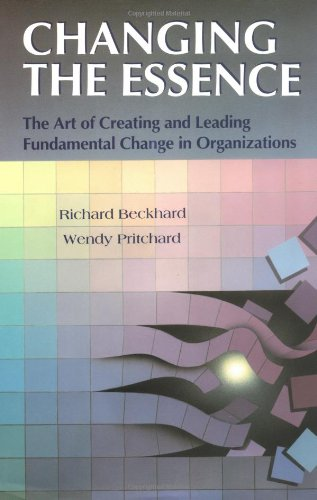 richard beckhard Get textbooks on google play rent and save from the world's largest ebookstore read, highlight, and take notes, across web, tablet, and phone.