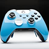 #5: GADGETS WRAP Glossy Blue Skin for Xbox One Controller