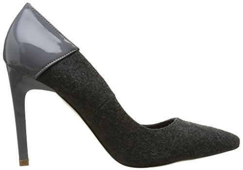 Initiale Tan, Chaussures À Talons Hauts Pour Femmes Gris (gris)