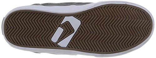 Globe Motley Unisex-Erwachsene Hohe Sneakers Grau (charcoal schuster)