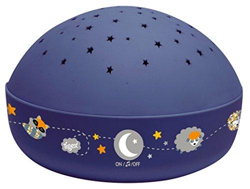 Tigex - Veilleuse Projection Ciel Étoilé