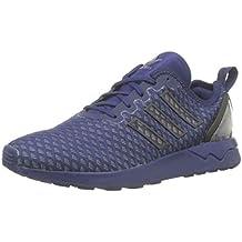 info for ea357 87e3e adidas ZX Flux Zapatillas Altas, Hombre, Negro Blue, 41 EU