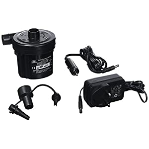 41ls9stKHGL. SS300  - Highlander Whirlwind Duel Electric Pump - Black