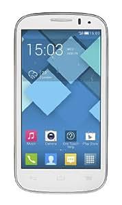Alcatel Pop C5 Smartphone débloqué (Ecran: 4.5 pouces - 2 Go) Blanc (import Italie)