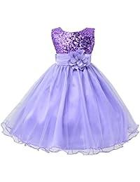 Amazon.co.uk: Purple - Dresses / Girls: Clothing