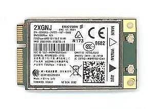 Dell Wireless 5550 DW5550 WWAN Mobile Breitband-MiniPCI-Express-Mini-Card gebraucht kaufen  Wird an jeden Ort in Deutschland