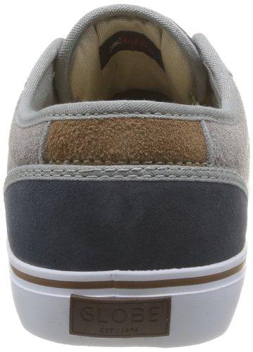 Globe Motley Unisex-Erwachsene Sneakers Blau (navy/grey 13006)