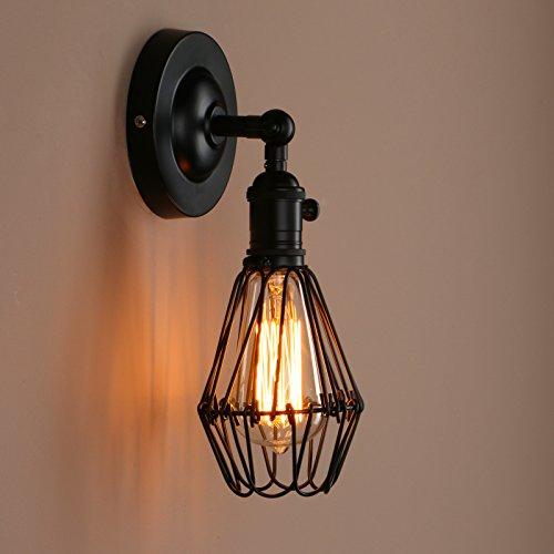 Black kitchen wall lights amazon aloadofball Choice Image