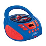 Lexibook Marvel Spider-Man Peter Parker Boombox CD-Player