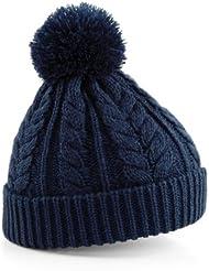 Beechfield - Bonnet épais tricoté - Femme