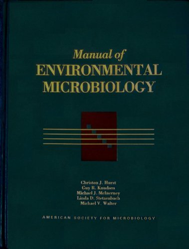 Manual of Environmental Microbiology (1996-10-31) par unknown