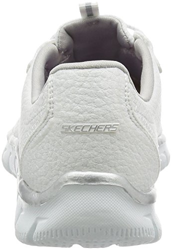 Skechers Damen Empire Take Charge Sneakers Weiß