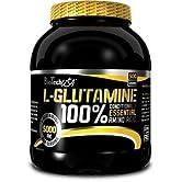 BioTech USA IAF00014290 100% L-Glutamine, 500 g - 41lsGokTkEL. SS166
