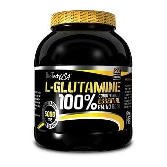 BioTech USA L-Glutamin