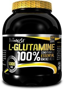 BioTech USA L-Glutamin