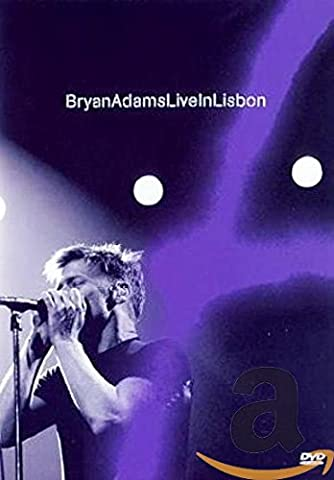 Bryan Adams - Live in Lisbon DVD