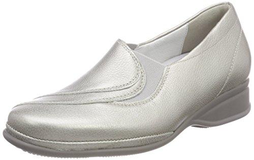 Semler Ria R1805-051-001, Chaussures basses femme Grau (Perle)